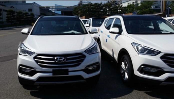 Hyundai Santa Fe facelift (1)