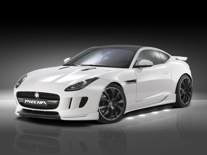 Jaguar F-Type Evolution 3.0 V6 Coupe by Piecha Design 1