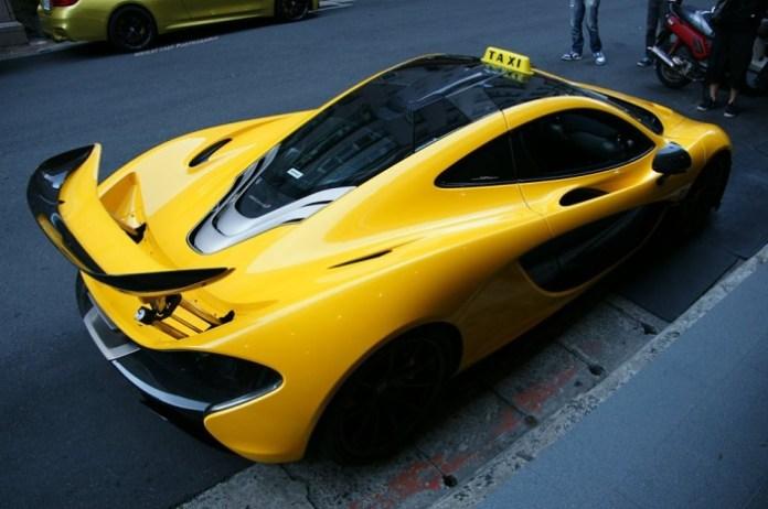 McLaren P1 Taxi (4)