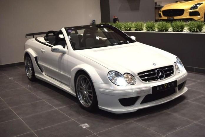 Mercedes-Benz CLK DTM AMG Cabriolet 2007 (1)