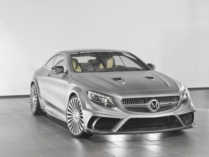 Mercedes-Benz S63 AMG Coupe by Mansory 6