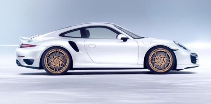 Porsche 911 Turbo S by Prototyp Production (2)