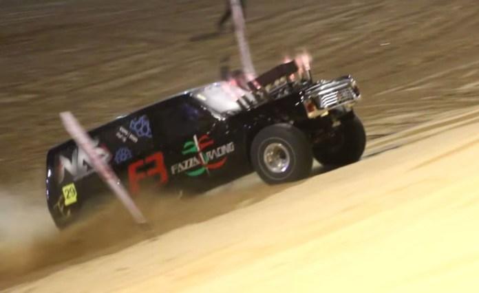 Sand Truck