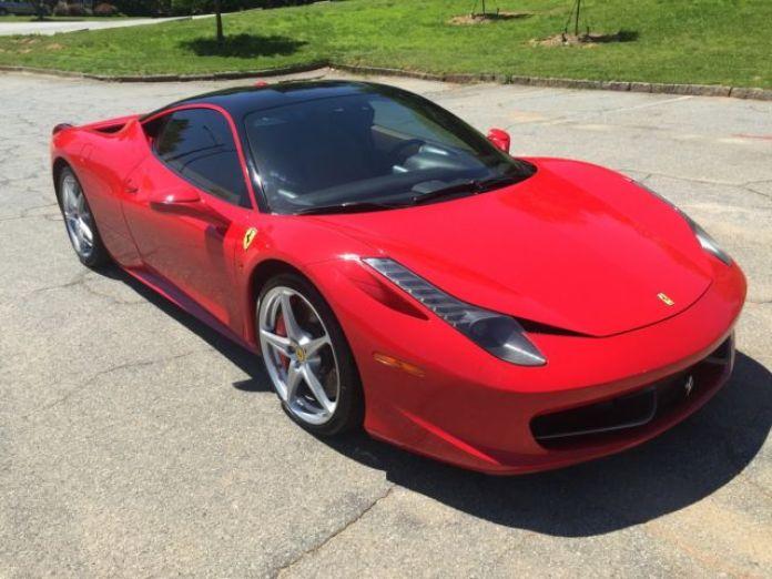 Used Ferrari 458 Italia (12)