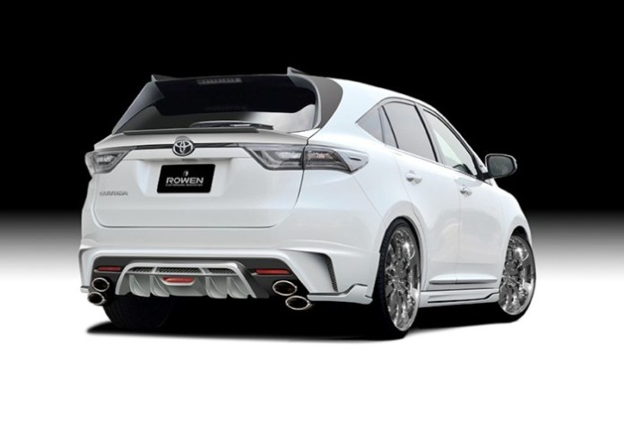 tuned-toyota-harrier-by-rowen-looks-like-a-sporty-lexus-rx-photo-gallery_14