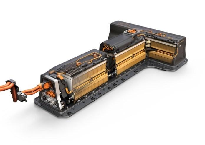 2016 Chevrolet Volt battery