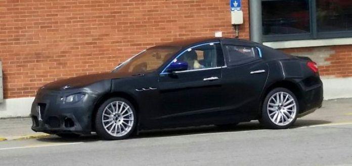Alfa Romeo Giulia spy (1)