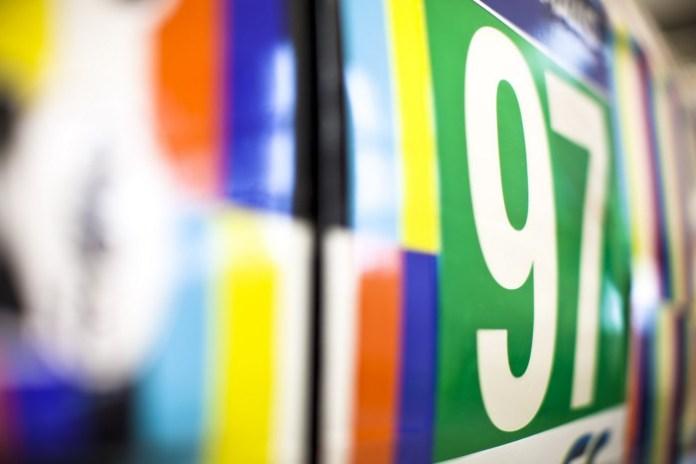 Aston Martin Rehberger Vantage GTE Le Mans art car (2)