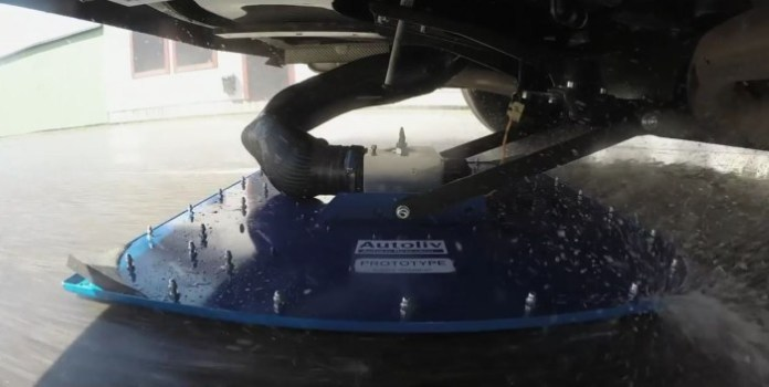 Autoliv The Torricelli Brake