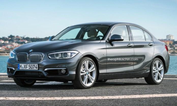 BMW 1-Series Sedan 1