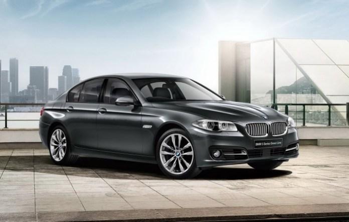 BMW 5-Series Grace Line edition (2)
