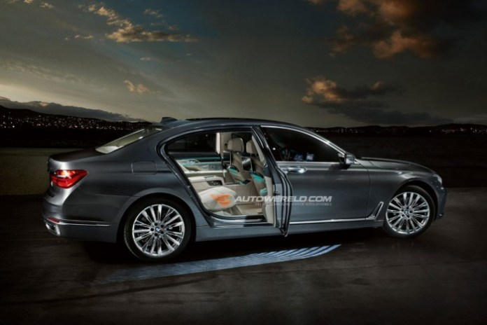 BMW 7-Series 2016 leaked photos (3)