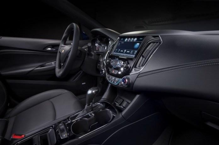 Chevrolet Cruze 2016 (9)