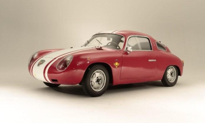 Fiat-Abarth 750 Bialbero Record Monza Coupe