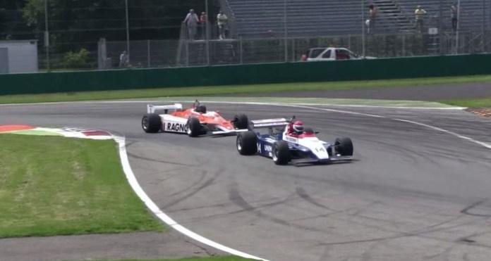 Historic F1 Cars