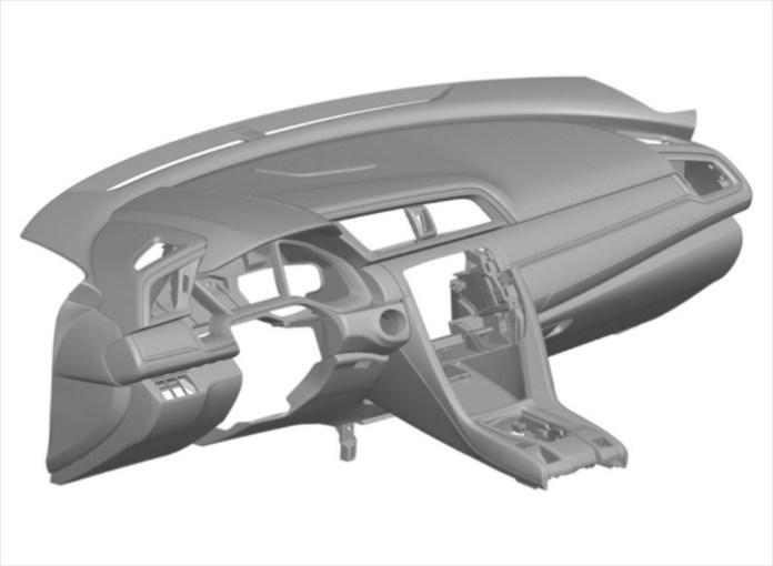 Honda Civicd dashboard (1)