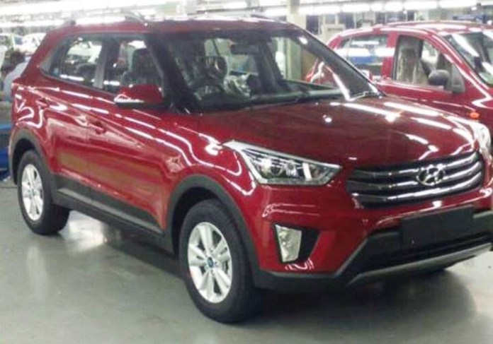 Hyundai Creta photos