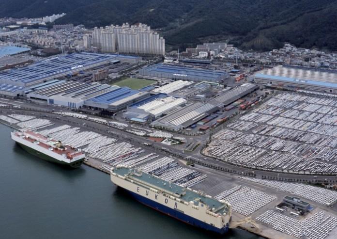 Hyundai-Motors-Ulsan-Plant