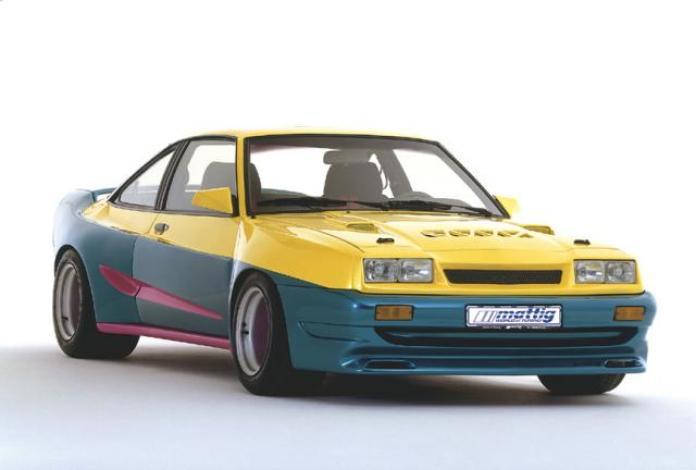 Opel Manta by Mattig 1