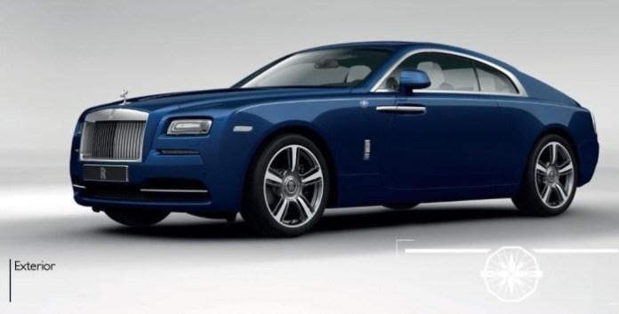 Rolls-Royce Wraith Porto Cervo (2)