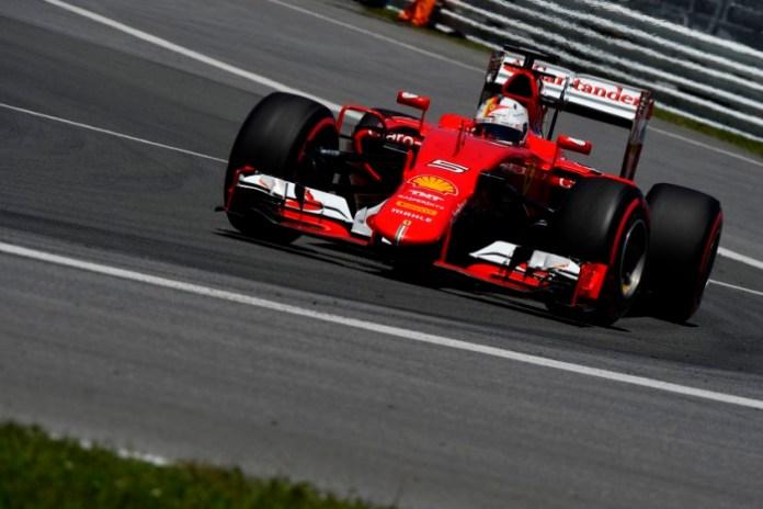 GP CANADA F1/2015
