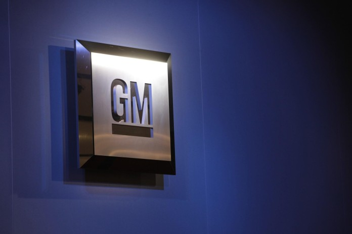gm logo recall