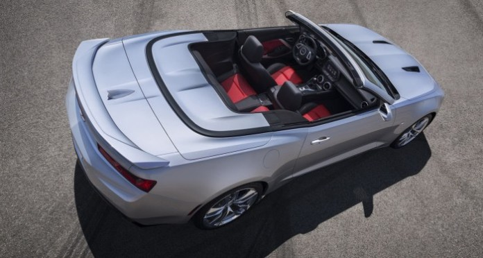 hevrolet Camaro Convertible 2016 (1)