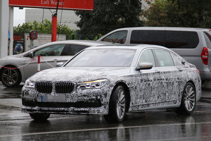Alpina B7 2017 spy photos (3)