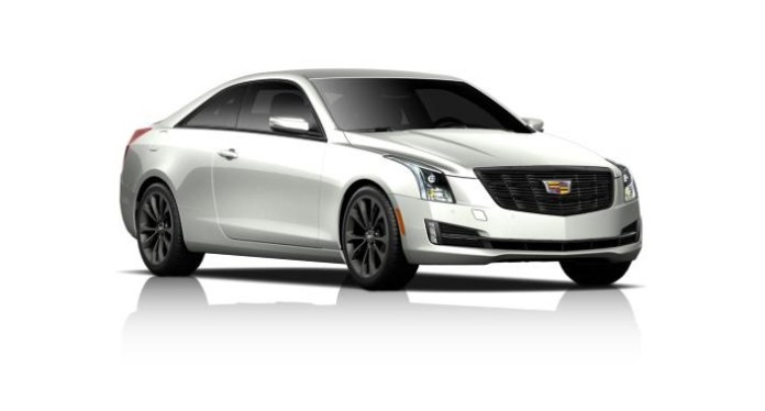Cadillac ATS Sedan And ATS Midnight Special Edition Package (1)
