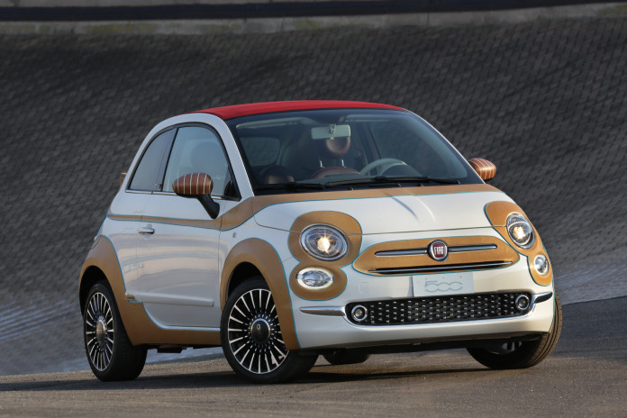 Fiat 500 for I Defend Gala 2015 (1)