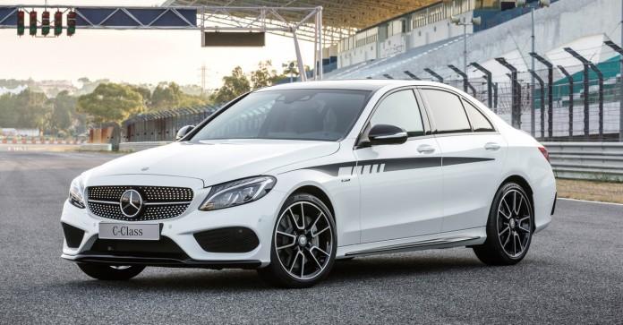 Mercedes C-Class AMG goodies (1)