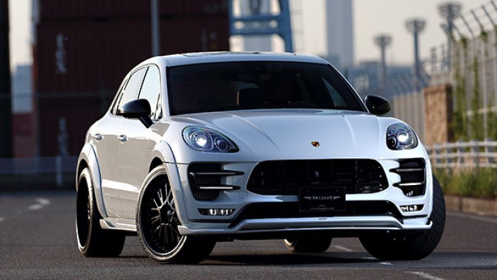 Porsche Macan Turbo Black Label by Artisanspirits (7)