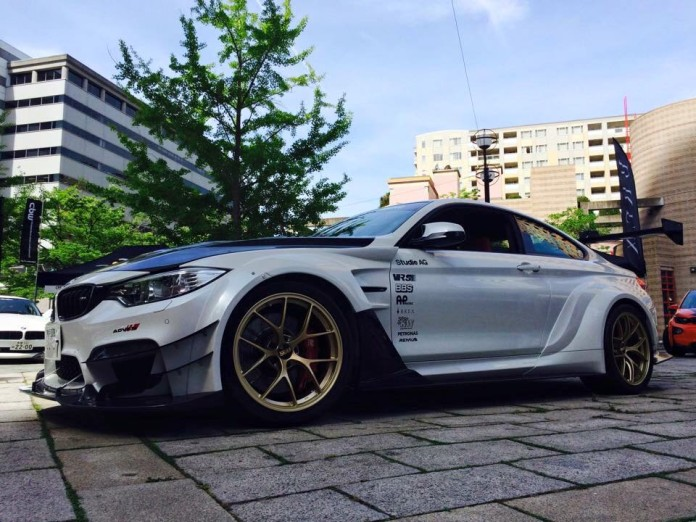 Varis BMW M4 Widebody (2)