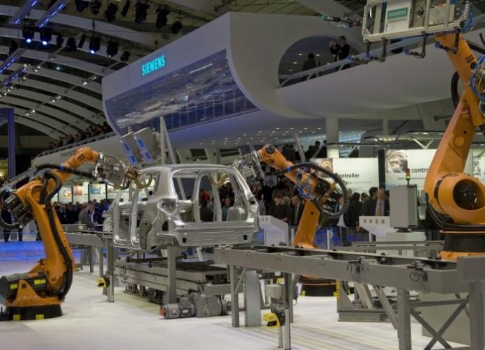 Volkswagen factory plant (2)