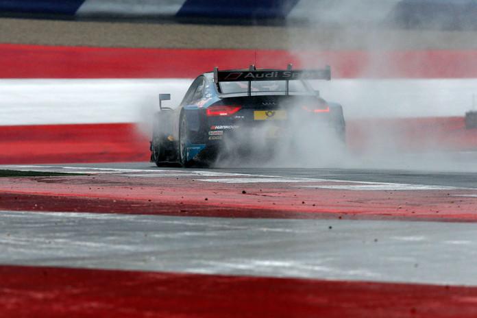 Motorsports: DTM race Spielberg, Red Bull Ring,   #5 Mattias Ekstroem (SWE, Audi Sport Team Abt Sportsline, Audi RS 5 DTM)