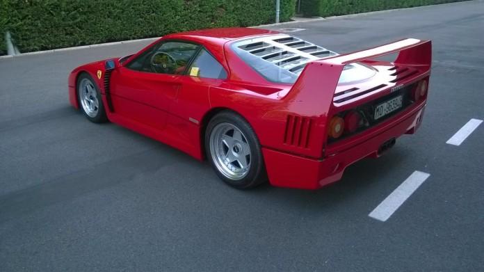 1992 Ferrari F40_Coys Nurburgring