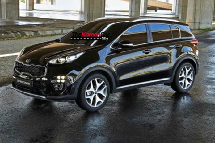 2016 Kia Sportage leaked official images (1)
