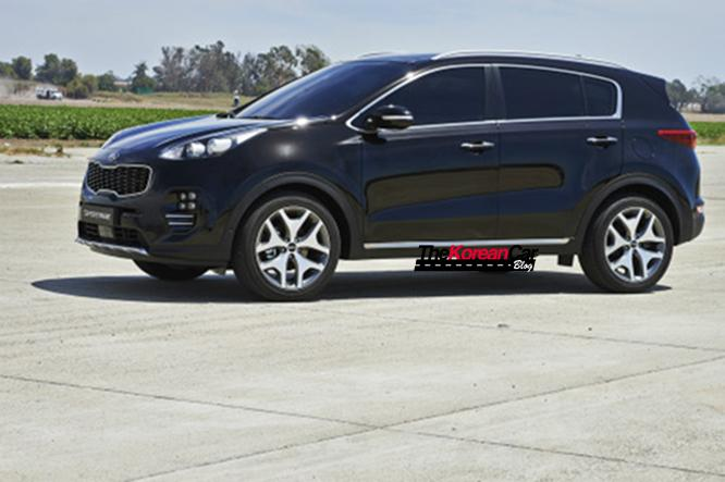 2016 Kia Sportage leaked official images (3)