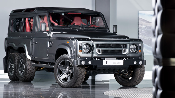 A.Kahn Flying Huntsman 6x6 (1)