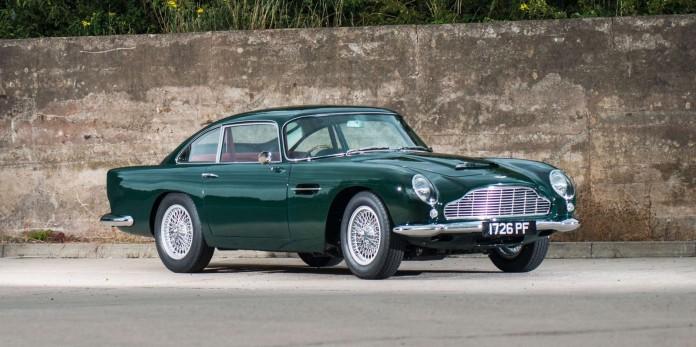 Aston Martin DB4 Series V Vantage (7)
