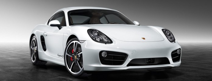 Cayman S by Porsche Exclusive 1