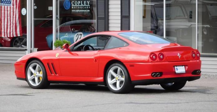 Ferrari 575M for sale (2)
