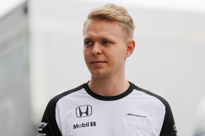 Kevin Magnussen.