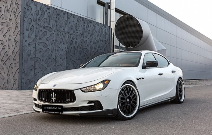 Maserati Ghibli by G & S Exclusive (6)