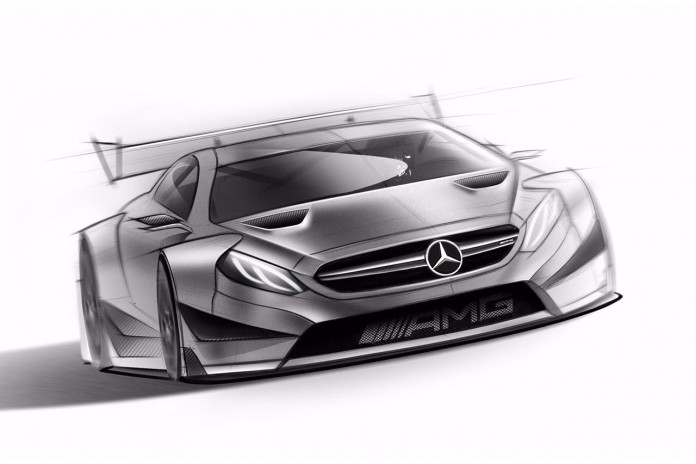 Mercedes-Benz DTM 2016 design (1)