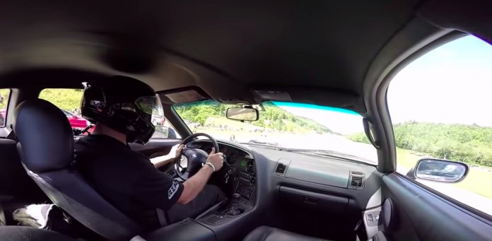 1200+HP Supra Goes 197MPH on Street Tires