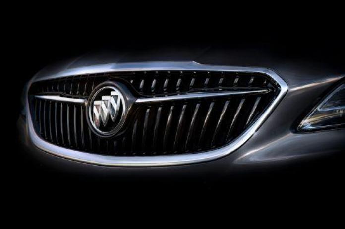 2017 Buick LaCrosse teaser image
