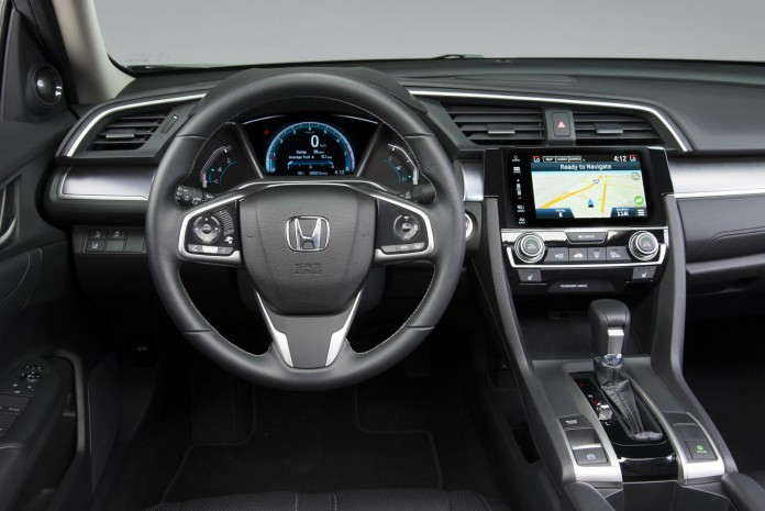 2016 Honda Civic Sedan 5
