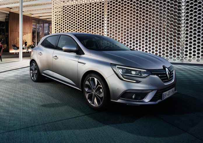 2016 Renault Megane (1)