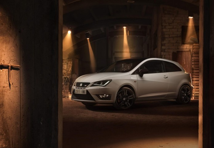 2016 SEAT Ibiza CUPRA facelift 1